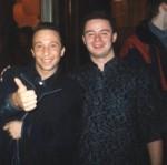 Michal Tůma a DJ BOBO