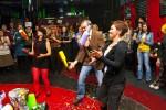 barman show - zapojení účastníků večírku