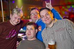 z leva: DJ BOCCELLI, Michal, Michal a dole Milan