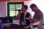DJ Michal Tůma a svědek nevěsty