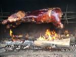 catering - grilování